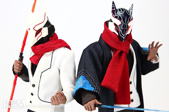 Foxbox Studio – God Complex 【Inari】 稻荷神 普通版 vs. 限定版 開箱報告
