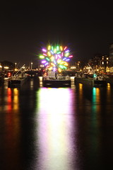 Amsterdam Light Festival 2013-2014 (Thanks for reaching 200.000 views!) Tags: longexposure nightphotography amsterdam night canon reflections bigtree amsterdambynight canonef50mmf18ii canon60d jacquesrival amstelsluizen amsterdamlightfestival