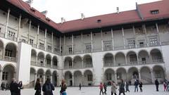 Zamek Krlewski na Wawelu - renesansowy dziedziniec zamku (Futuredu / Edunews.pl) Tags: polska wawel krakw historia architektura renesans zabytki