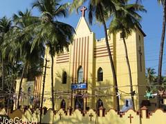 St. Thereza of Jesus Church (1824) (joegoaukextra3) Tags: goa canacona joegoauk