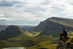 The Scottish Perch (virtualwayfarer) Tags: scotland isleofskye seat perch alexberger virtualwayfarer