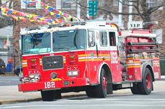 FDNY Engine 162 (Triborough) Tags: nyc ny newyork engine firetruck fireengine statenisland fdny seagrave richmondcounty eltingville newyorkcityfiredepartment newyorrkcity engine162