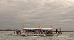 Sr. Sto. Nino Fluvial Procession Jan 18 2014 (Rhannel Alaba) Tags: nikon jan sto procession 18 nino sr sinulog 2014 fluvial d90 pido alaba rhannel