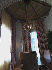 Markham's tower room