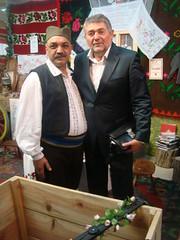 Petar Kostic i Radisa Urosevic