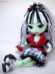 Amigurumi Monster High : The Worlds most recently posted photos of amigurumi and ...