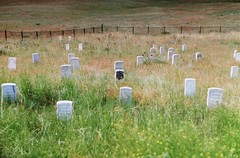 Battle of the Little Bighorn ~ Custers Last Stand ~ Montana US