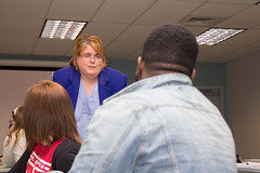 _MG_7521 (HACC, Central Pennsylvania's Community College.) Tags: students classroom class lancaster teaching faculty interaction nisod