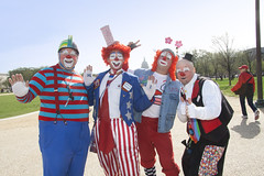 2014 Cherry Blossom Festival Parade  (352) Almas Klowns 140414 (smata2) Tags: washingtondc dc clown parade nationscapital cherryblossomfestivalparade almasklowns