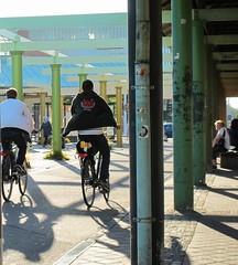Home Run (brandsvig) Tags: street summer june canon skne sweden bicycles sverige malm bikers sommar g11 2014 cyklar sdervrn cyklister canong11