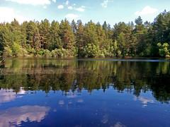 "Летом здесь не озеро, а песчанный карьер! • <a style=""font-size:0.8em;"" href=""http://www.flickr.com/photos/107434268@N03/14321934824/"" target=""_blank"">View on Flickr</a>"