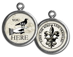 TR094- you are here (ToadHollowNJ) Tags: travel charms pickupsticks redbanknj toadhollow photocharms toadhollownjcom