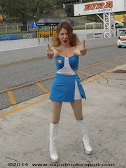 proracing bira jun2014 (13) (Motorsport Models) Tags: girls sexy fashion race naughty thailand grid pretty models racing thai pro series circuit representation motorsport paddock bira bitchy