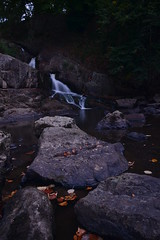 Waterfall (N.Pakenham) Tags: france normandie mortain cascade waterfall waterfalls nature landscape paysage longexposure expositionlongue water eau