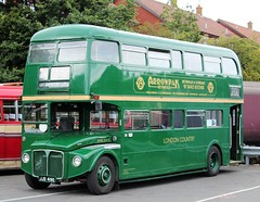 JJD 419D (Nivek.Old.Gold) Tags: 1966 aec routemaster doubledecker bus rml2419 londoncountry arrowpak removals