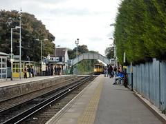 Merseyrail, Freshfield (deltrems) Tags: class507 emu electric multiple unit train railway rail merseyrail freshfield station sefton merseyside