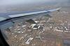 Downtown Phoenix (craigsanders429) Tags: aboardaplane phoenix downtownphoenix departingaircraft aircraft americanairlines windowseat valleyofthesun