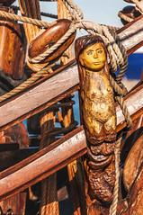 Trois mts Russe et mle 1 (Dubus Laurent) Tags: dunkerque dunkerquois boat bateau troismats russe navire bassin chenal eau water voilier mle1dunkerque mle quai nord graffiti tags batiment halle halleauxsucres pniche vaiseau pirate chai