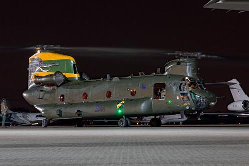 ZA683 - Boeing Chinook HC.2 - NHT
