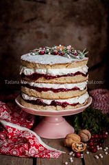 Christmas Layered Cake with Raspberry Jam and Whipped Cream (dolphy_tv) Tags: background baking berry buttercake cake celebration christmas christmascake cranberry cream decorated decoration delicious dessert english festive food frosted gourmet holiday homemade icing jam layer marmalade newyear pastry powdered raspberry red rosemary rustic seasonal snow sponge stand sugar sweet table tasty torte traditional victoria victoriasponge vintage walnut wedding whipped winter xmas macro desserts macrodesserts