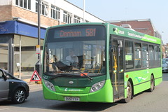 Carousel Buses - OU57 FGV (BigbusDutz) Tags: carousel buses alexander dennis enviro 200 ou57 fgv