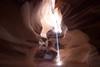 pass me the lazer beam (primemundo) Tags: pageaz antelopecanyon slotcanyon sunlight beam canyon