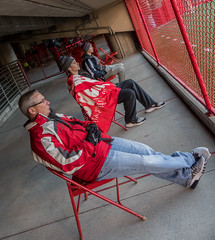 Travis Nick Nathan Huskers game (Codydownhill) Tags: football game huskers big red sports portrait trophy brother dad