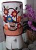 Mais Trabalhos (Cleide Patch e Afins) Tags: capadebombona capa bombona passarinho casa de celular flores tablet borboletas coração