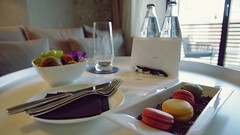 Welcome Treat - Mandarin Oriental Barcelona (Matt@PEK) Tags: mandarinoriental barcelona hotel