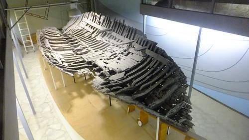 Shipwreck museum, Kyrenia