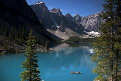 Lago Moraine (Canada) (javiermorales10) Tags: canada lago moraine lake banff national park valleyofthetenpeaks nationalpark banffnationalpark