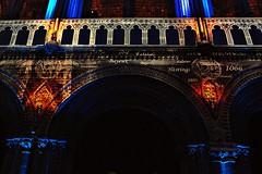19 - Bayeux, La cathdrale de Guillaume - 1066-2016 (melina1965) Tags: normandie calvados bayeux octobre october 2016 churches church glises glise lumire light multicolore colorful multicoloured