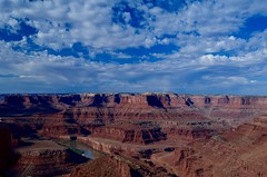 Dead Horse Point (Dave Eichorst) Tags: coloradoriver canyon statepark deadhorsepoint utah