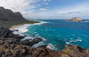 blue, black, gold, white (T N K) Tags: hawaii oahu makapuu beach blue aqua