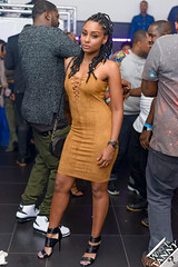 Bad Ass Dress At The Garage (RealTalqk) Tags: 2016 badassdress gold november19th ny saturday thegarage bar bartenders beatiful blazers boutiques bronx chain club dress dresses girls gorgeous hair hennessy hookah liqour nightlife party skirts vixen women newyork us