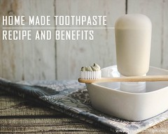 Homemade Toothpaste (Ayur Health Tips) Tags: toothpaste naturaltoothpaste homemadetoothpaste homemadetoothpastebenefits homemadetoothpasterecipe