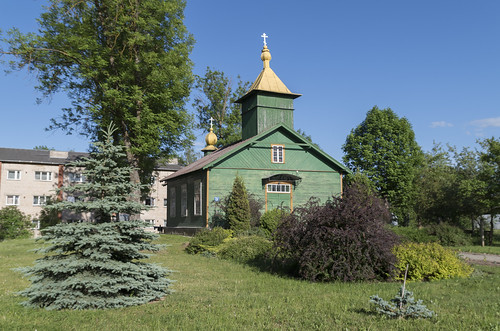 Ludzas vecticībnieku baznīca, 04.06.2016.