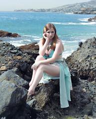 Tayliss Forge 'Siren' (SeanLaine) Tags: tayliss forge siren mermaid beach ocean photoshoot pearls sea shells seashell outdoors water nature posidion