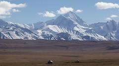 Pamir Range (Jos Rambaud) Tags: pamir range cordillera kyrgyzstan kirguistan asia asiacentral silkroad rutadelaseda montaas mountains nieve snow snowcapped landscape paisaje viaje travel traveler