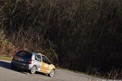 Renault Clio RS (MattiaDeambrogio) Tags: rally colli del grignolino 2016 giovanni ferrando tiziana fioretti renault clio rs n3 borally sport
