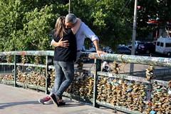 Amor (Rivilloro31) Tags: amor providencia chile candados