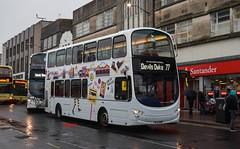 420 Brighton & Hove (KLTP14) Tags: 420 brightonhove wrightbus gemini 77 advert livery bj11xhw devilsdyke