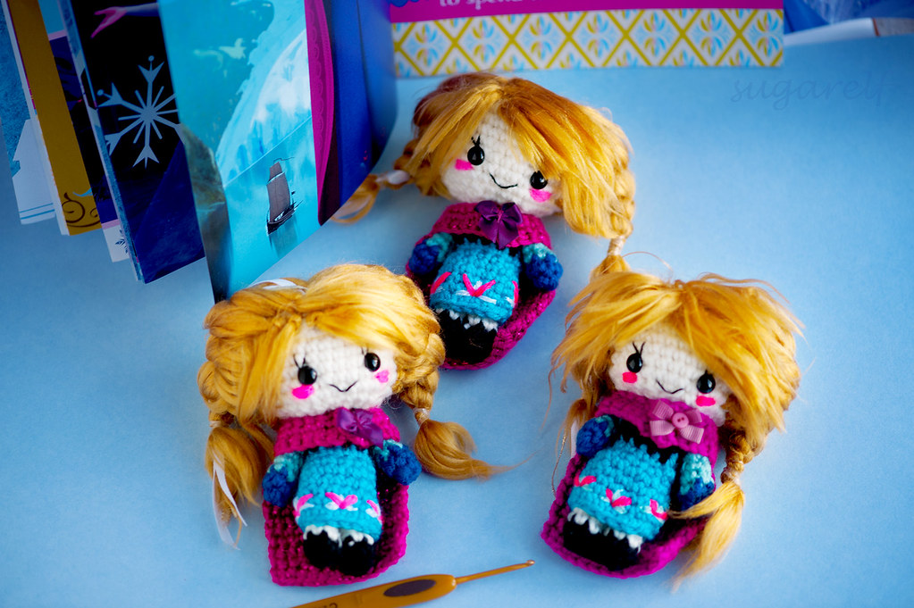Amigurumi Disney Princess : The Worlds Best Photos of amigurumi and disney - Flickr ...
