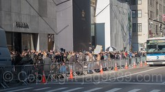Metal Barriers opposite Trump Tower on Fifth Avenue, Midtown Manhattan, New York City (jag9889) Tags: jag9889 president protester manhattan people fifthavenue outdoor 2016 e57street metal 725fifthavenue usa newyork 20161117 newyorkcity donaldtrump midtown elect trumptower off nypd blocked barricade barrier pops security 5thavenue finest firstresponder lawenforcement ny nyc newyorkcitypolicedepartment popos policedepartment privatelyownedpublicspace publicspace unitedstates unitedstatesofamerica us