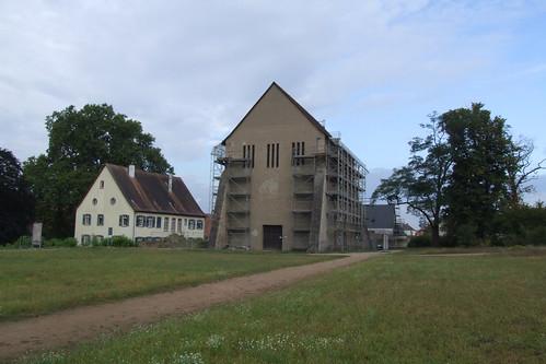 Lorsch church ruins, 25.08.2012.