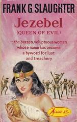 Jezebel (54mge) Tags: paperback fiction novel arrow queenofevil