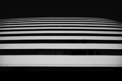 ...cebratic²... (*ines_maria) Tags: city urbanart urban architektur zebra stripes wien monochrome mono blancetnoire blackandwhite bw linked living blacksky black sky lookup architecture austria vienna geometry curve abstract minimal lines sw schwarz weis schwarzerhintergrund blackbackgroud panasonicdmcgx8 light textures einfarbig explore