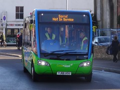 King's Lynn (Andrew Stopford) Tags: yj66asu optare solo sr stagecoach kingslynn coasthopper