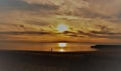 couch de soleil sur l'ocan (Jean-marc17340) Tags: colors couchdesoleil sun sunset paysages landscape ocan charentemaritime chatelaillonplage