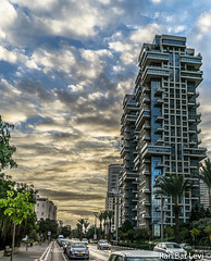 DSC03874 (ranblv) Tags: a6000 sony israel telaviv urban outdoors outdoor skyscrapers buildings architecture